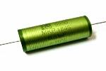 axial polyester capacitor ERO, ERO πυκνωτής πολυεστέρας
