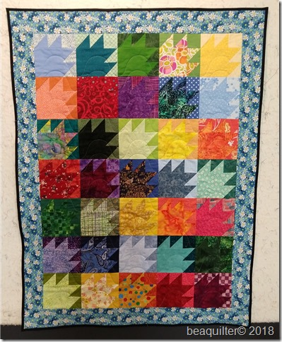 bear claw quilt