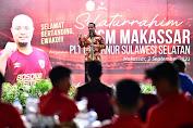 PSM Mulai Berlaga di BRI Liga 1 dan 5, Plt Gubernur Sulsel Minta Warga Sulsel Doakan dan Berikan Semangat