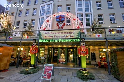 ドレスデンのレストラン