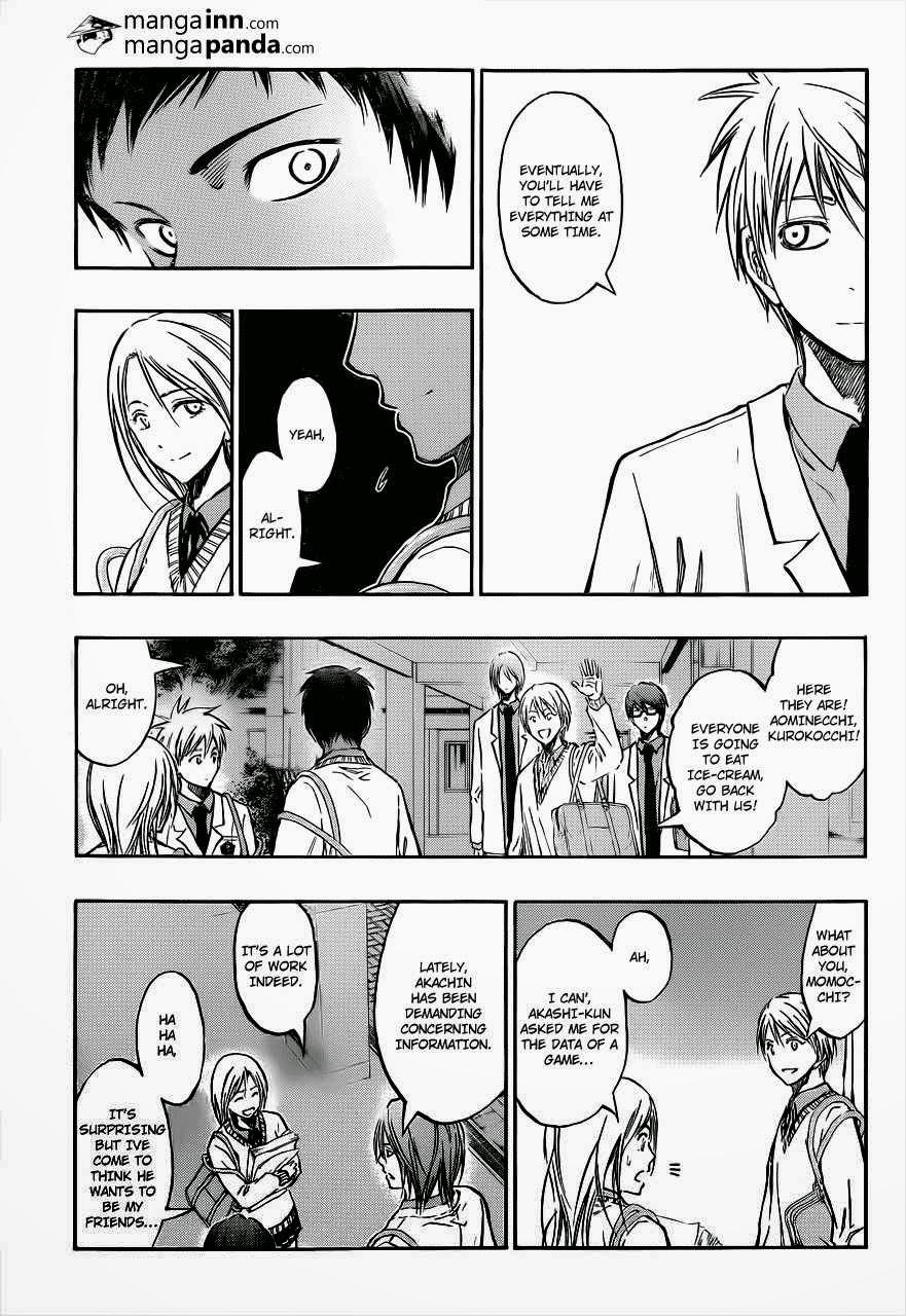 Kuroko no Basket Manga Chapter 213 - Image 07