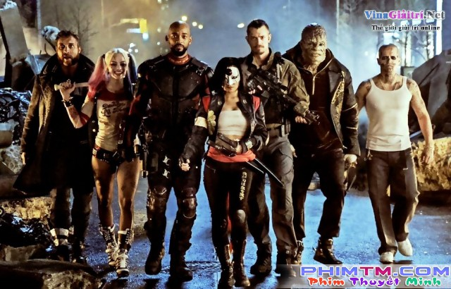 Xem Phim Biệt Đội Cảm Tử - Suicide Squad - phimtm.com - Ảnh 3