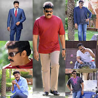 Chiranjeevi Birthday Photo Shoot