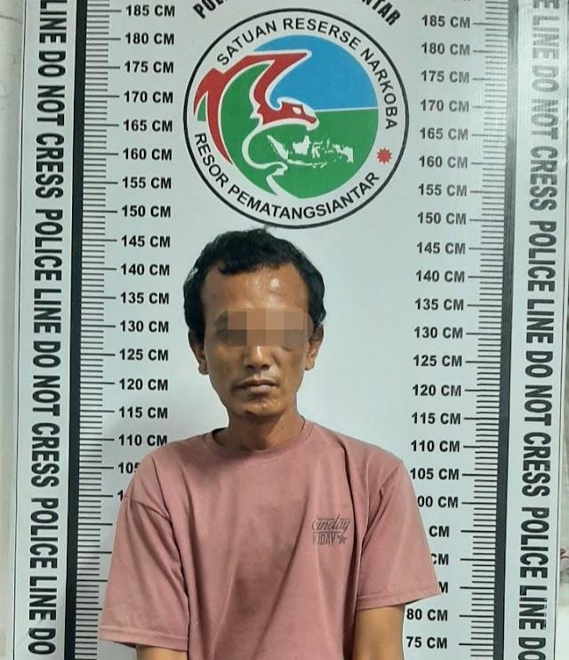 """Residivis Bawa 15 Paket Shabu,di """"Gasak"""" Polisi dari Pinggir Jalan"""