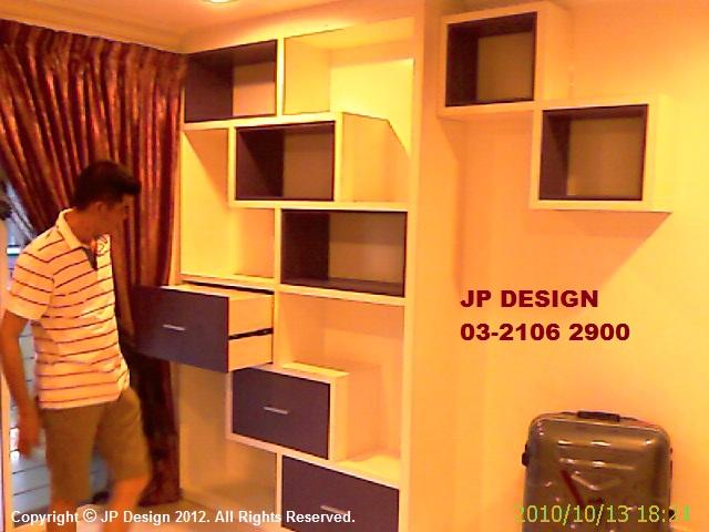 bookcase design malaysia