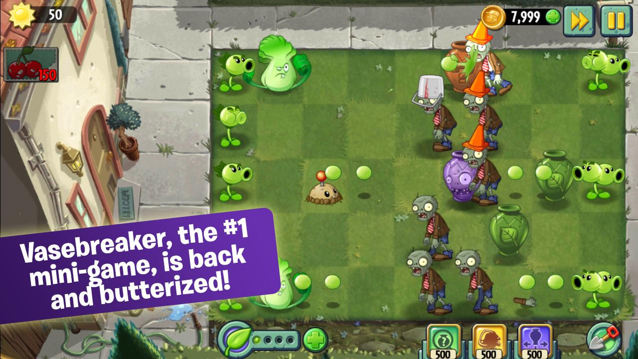 Plants vs. Zombies 2 screenshot #11