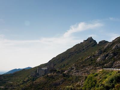 Sant Pere de Rodes i serra de Sa Verdera