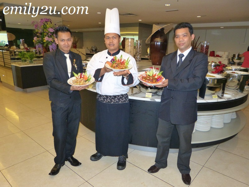 Baba Nyonya Buffet Lunch Promotion @ Palong Coffee House