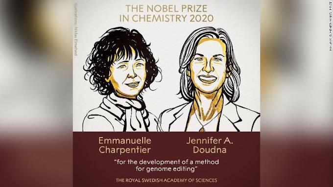 Nobel Prize 2020 in Chemistry