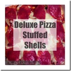 Deluxe Pizza Stuffed Shells