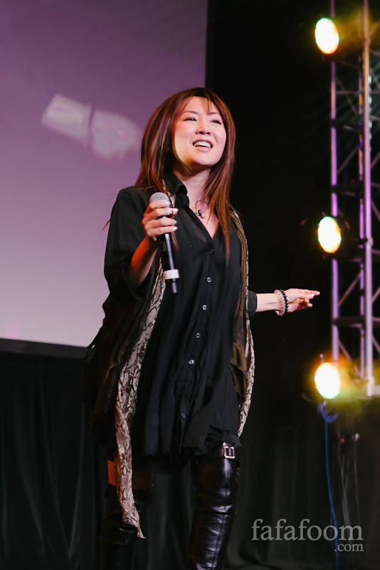 Masami Okui - JAM Project