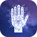 Palmistry - Lines of Fate icon