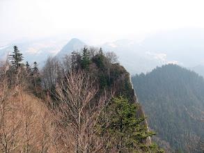 Photo: 23.Niestety tym razem widoki nie powalają. Jest mgiełka i widać tylko najbliższą okolicę.