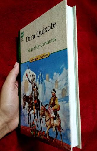 Dom Quixote - Feira de Troca de Livros e Gibis