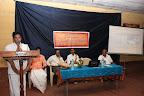 Presidential address by Sri B. Vasantha Pai (President, Sri Ananthapadmanabha Swamy Seva Samithi, Annathapura)