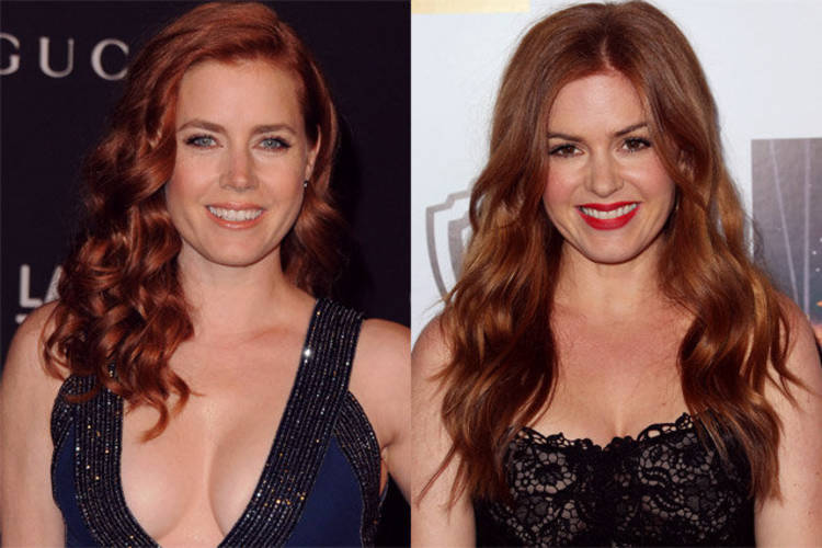 Amy Adams e Isla Fisher, ¿hermanas separadas al nacer?