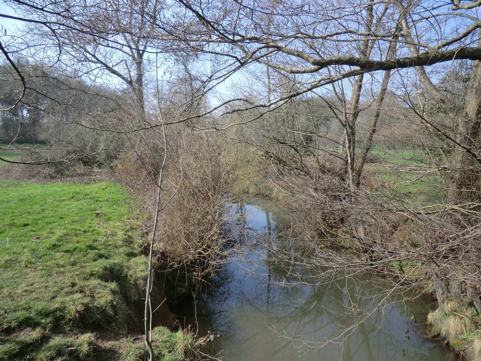 CIMG2077 River Ouse, Ardingly