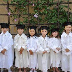 Lil Scholars Pre K Class of 2012