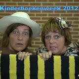 Applaus en Rozen kindervoorstelling kinderboekenweek.