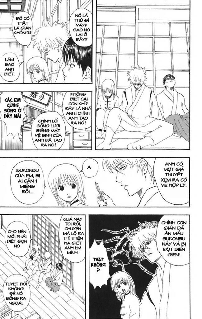 Gintama Chap 47 page 5 - Truyentranhaz.net