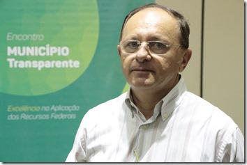 Presidente da FEMURN participa do Encontro Município Transparente%2c promovido pela CGU - Foto Demis Roussos