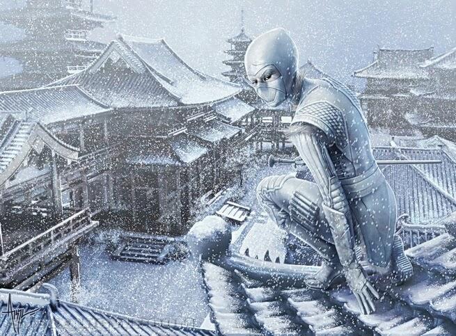 Bayushi Ninja