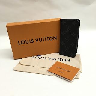 Louis Vuitton Monogram Phone Folio