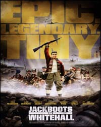 Capa Download Filme Jackboots On Whitehall Legendado DVDRip 2010