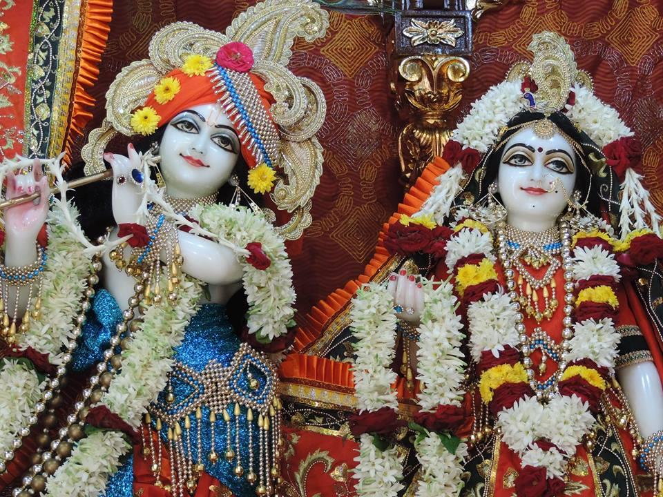 ISKCON Bangalore Deity Darshan 26 Dec 2015  (6)