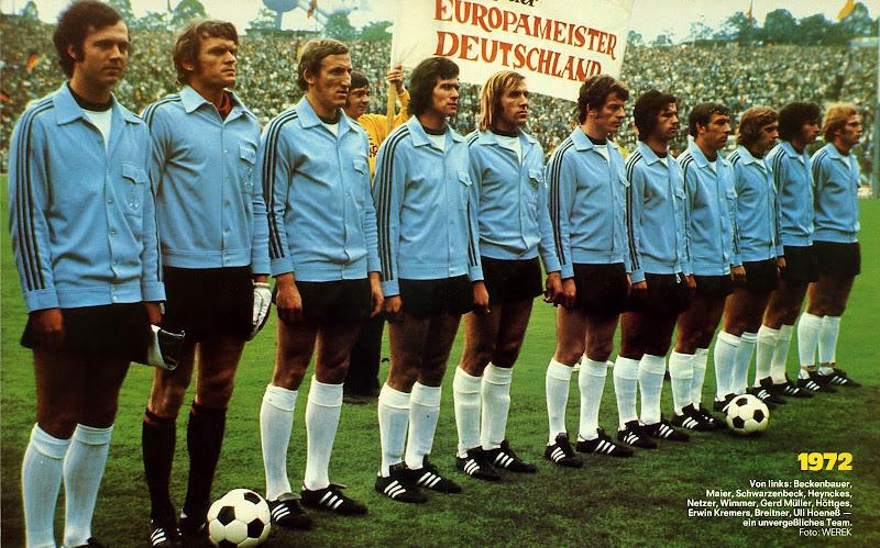Germany - Soviet Union 1972 ЧЕ