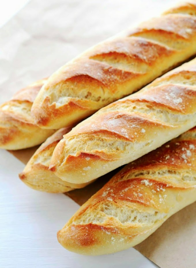 Pão Francês - Casca Crocante