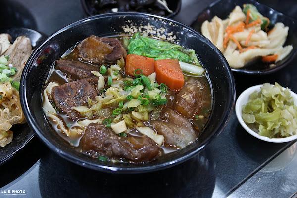 鴻源金好吃牛肉麵 富農店