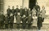 1923. classi 1916 17 - antoniomalvicino, isabellamassa, marisa bistagnino, argenide verri, maddalena alba