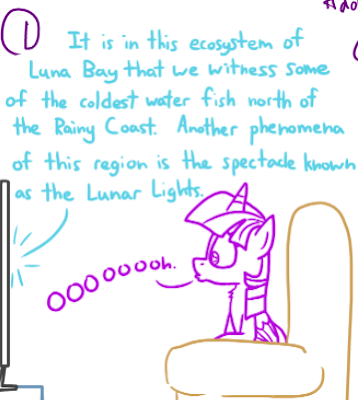 My Little Pony Comics Author Calpain
