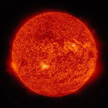 Sun Star Central of the Solar System