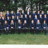 Confirmation Classes 2011