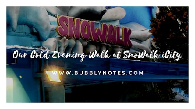 SNOWALK I-CITY