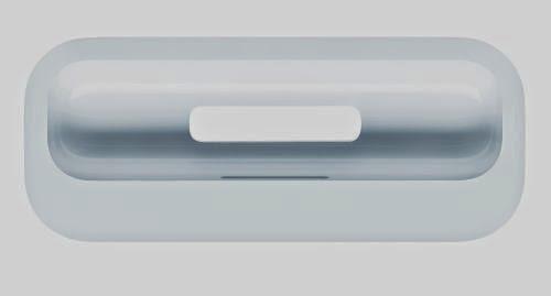 Apple Universal Dock Adapter 3-Pack for iPod 4G (White)