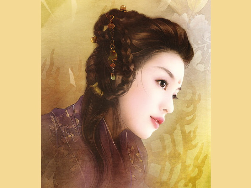Mystic Samurai Girl, Magic Samurai Beauties