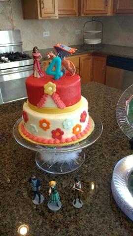 Three Degree Cakes