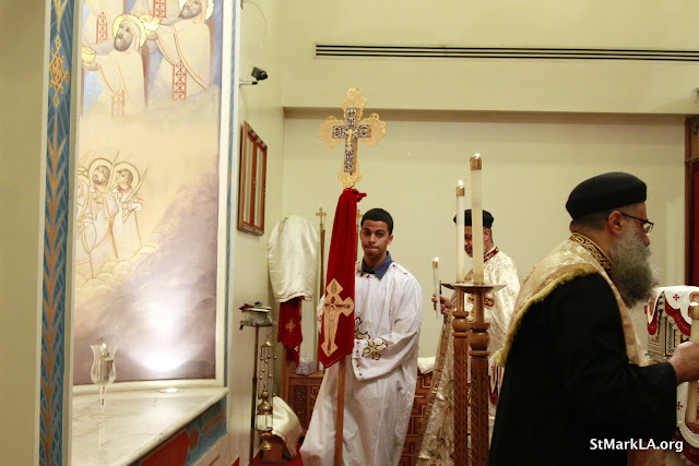 Rites of receiving Fr. Cyril Gorgy - _MG_0925.JPG