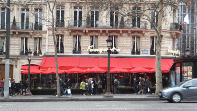 Fouquet, Champs Elysées, París, Elisa N, Blog de Viajes, Lifestyle, Travel