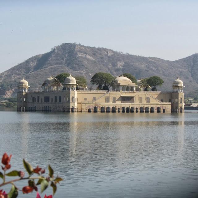 Jal Mahal (Floating Palace), Jaipur