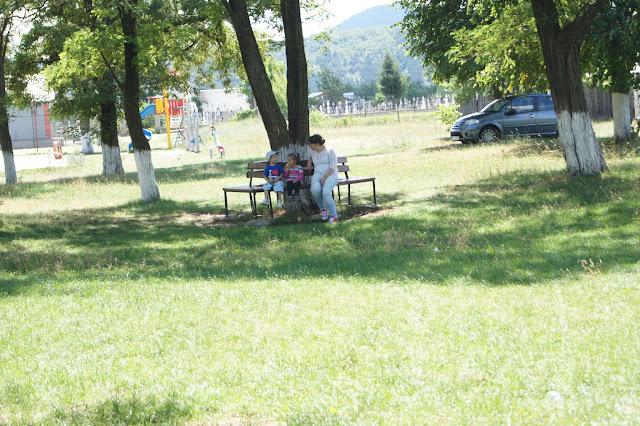 29 iunie - Prima zi de tabără a celei de-a doua serii