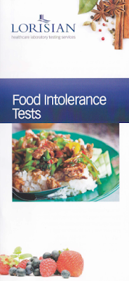 Click to find out which foods are tested on each test