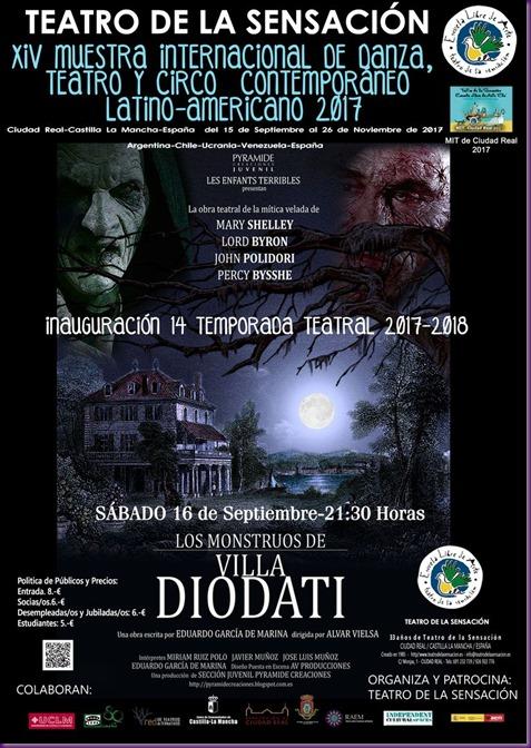 cartelMOSTRUOS-SEPTIEMBRE 2017