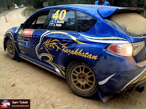 Coats Hire Rally Australia 2013 - WRC2