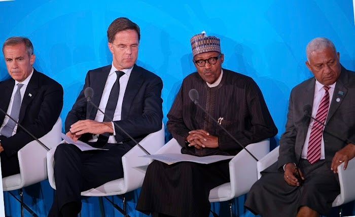 """""""We Will Mobilize Nigerian Youths To Plant 25 Million Trees"""" - Buhari tells UN"""