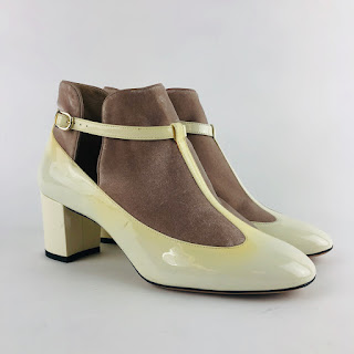 **SALE** Valentino T-Bar Boots