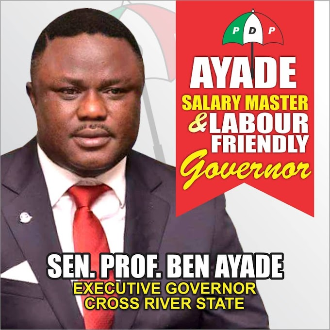 Early Christmas in Cross River as Ayade pays December salary